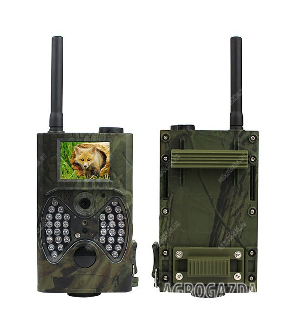 HC300M Wildlife GSM GPRS MMS Hunting Trail Cameras  Game Cameras Ship by EXPRESS 02.jpg