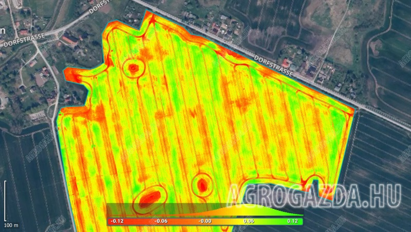 Pix4Dfields_index_map Visualise & understand the crop health by using accurate vegetation indices.jpg